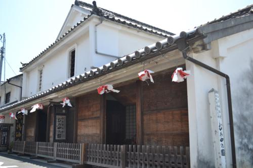 商家博物馆室屋之园(小田家的生活用品、商家资料、町家)