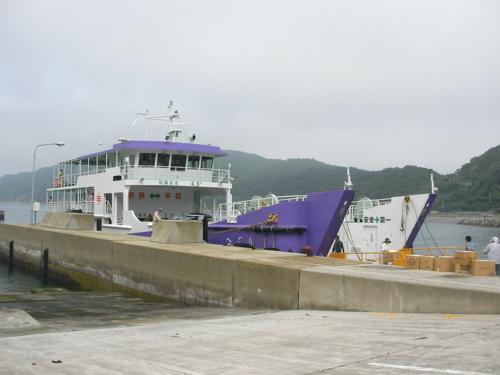Yanai - Heigun Sea Route (Port of Yanai - Heigun Nishiura - Heigun Higashiura)
