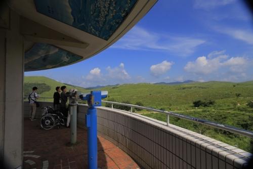 Akiyoshidai Plateau Karst Observation Deck