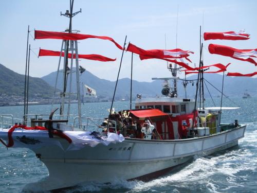 Do; Crafts cough Straits Festival, Genpei ship Battle