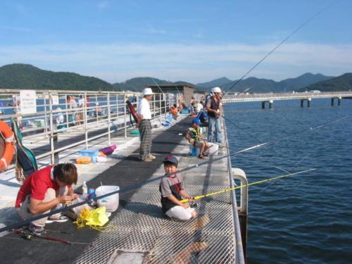 Shimonoseki fishing Park