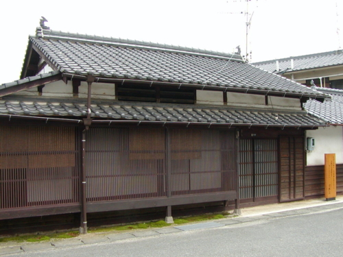 Birthplace of Uno Chiyo
