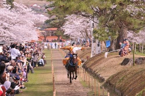 Washihara Hachiman-gu Grand Festival (Yabusame Shinto Ritual)