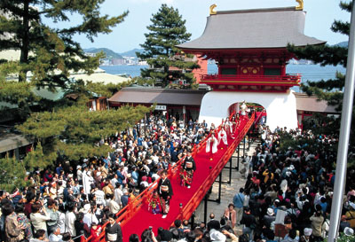 Shimonoseki Straits Festival