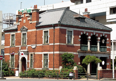 Important Cultural Property Former British Consulate in Shimonoseki