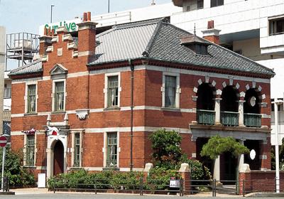 중요 문화재 구 시모노세키 영국 영사관
