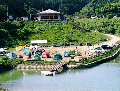 Kikukawa, Shimonoseki City Nature Utilization village Campground