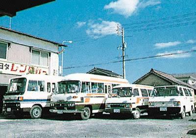 LLC Shimonoseki Rent-a-Car L sightseeing bus