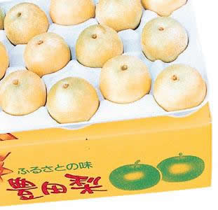 "A Toyota pear combination marketing cooperative ""Toyota pear"""