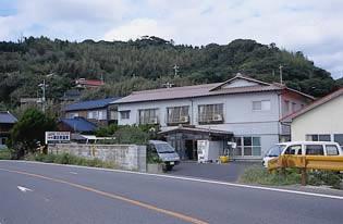 津波敷温泉