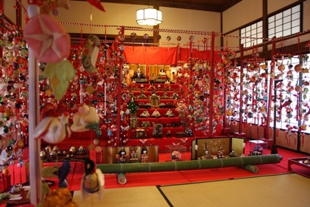 The Castle Town Chofu Doll's Festival