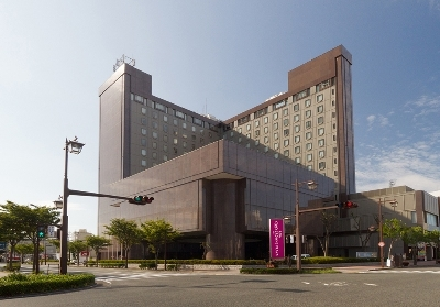 ANA Crown Plaza Hotel Ube