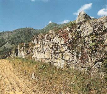 Ouchi ruins Supplementary Lingyun Teraato