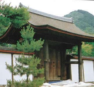 Toshunji Temple Sanmon Gate