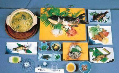 Sweetfish Cuisine