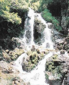 Oogiotoshi Water Fall