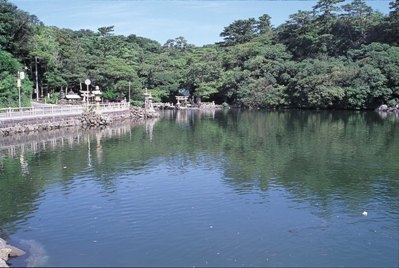 묘진이케 (연못)