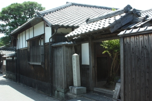 키도 타카요시 구 저택