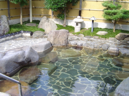 Hagi Abukawa Hot Spring Center
