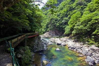 Chomonkyo Promenade