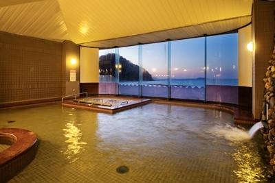 Hagi Shizuki hot spring resort hotel beauty Hagi