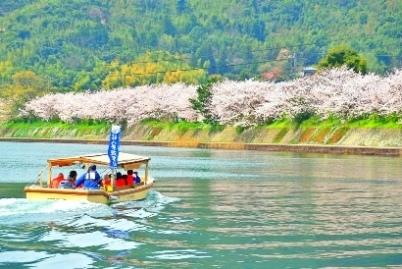 萩八景游览船
