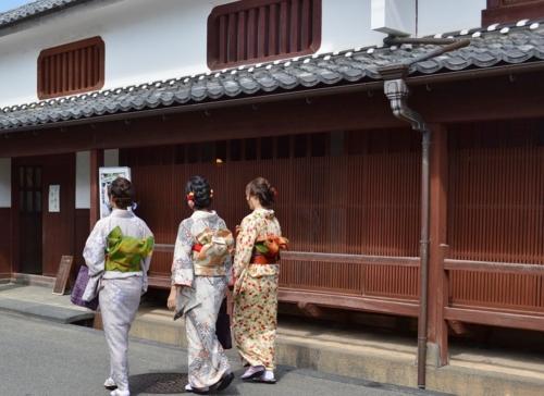 和服week in萩 premium