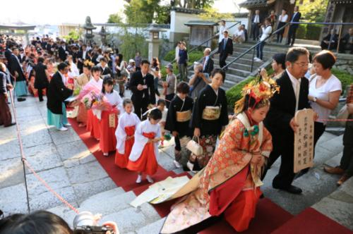 花神子社参式