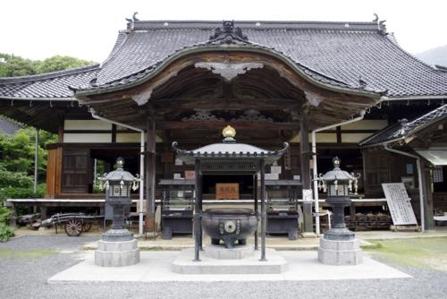 Todaiji Betsuin Amidaji Temple