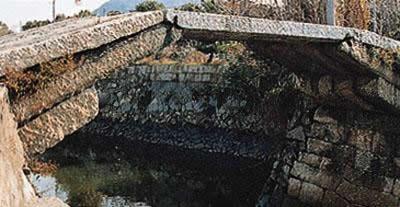 枡筑栏杆桥
