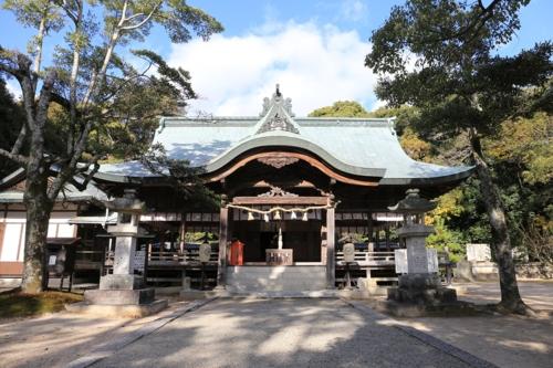 Suo Ichinomiya Tamanooya Shrine
