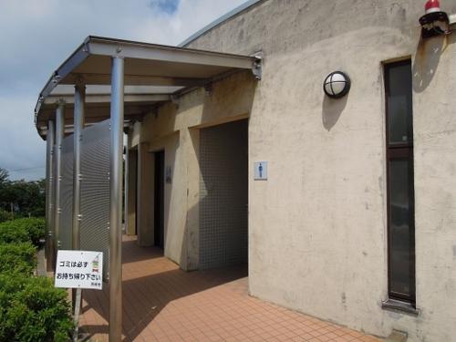 大平山  山頂公園廁所