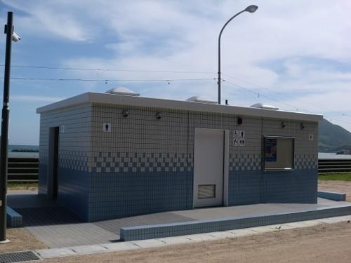 富海海水浴場公共廁所