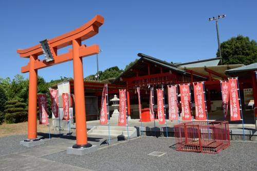 하나오카 후쿠토쿠 이나리 신사
