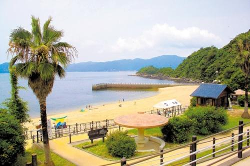 Hanaguri海水浴场