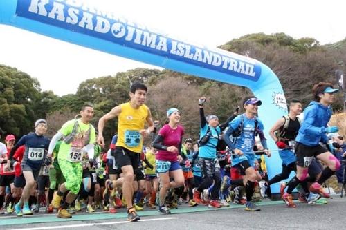 kudamatsu笠户岛岛跟踪2017