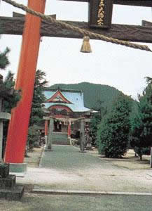 Takamori Tenman-gu Shrine
