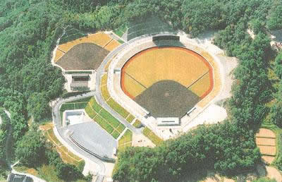 Hiroshima Toyo Carp Yū Baseball Training Field