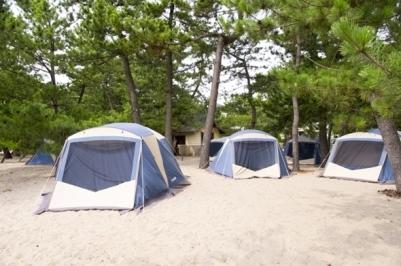 室積露營地