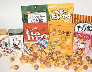 "Kanro Co.,Ltd. ""Kanro candy"""