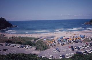Second place ノ beach Campground