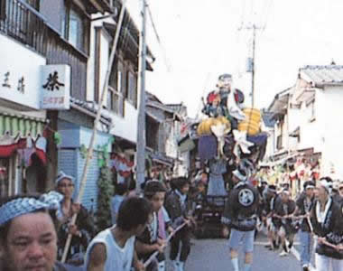 仙崎祗园祭