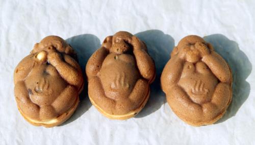 마츠나가 쇼킨당 「다와라산원숭이 만두」