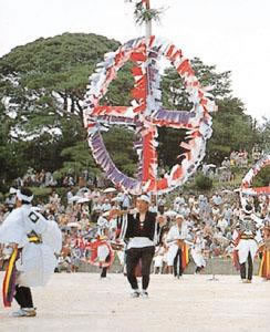 Yumoto Nanjo dance