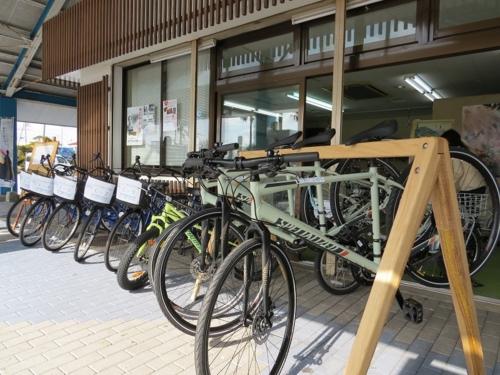 长门市观光租赁自行车