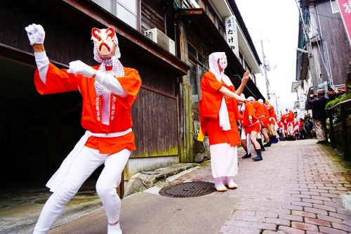 Tawarayama Onsen Festival