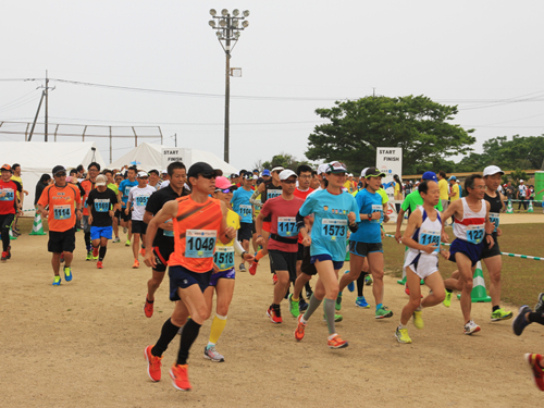 Tsu ingredients double Marathon for the third JAL
