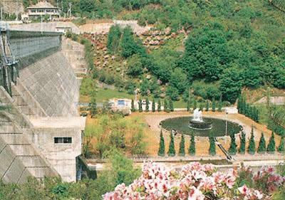 Kurokui River Dam Park