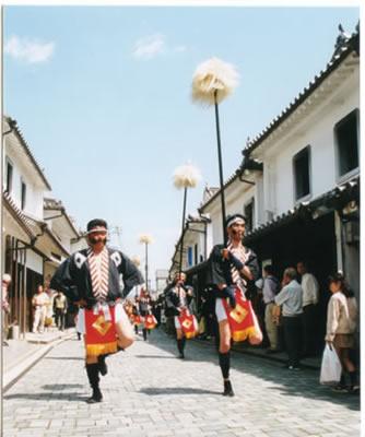 柳井天神春祭