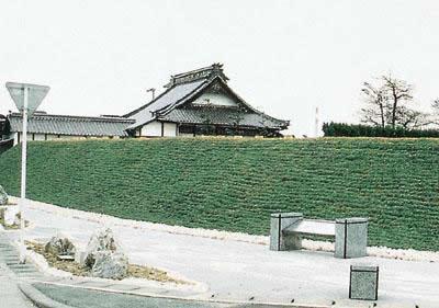 勝榮寺土壘及內部遺蹟
